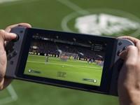 Switch版FIFA 18屏摄图曝光 画面还不错
