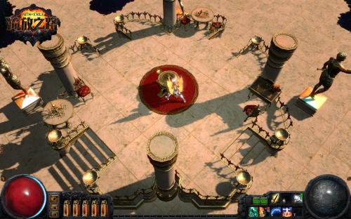 《流放之路》:暗黑类游戏的正统精神续作