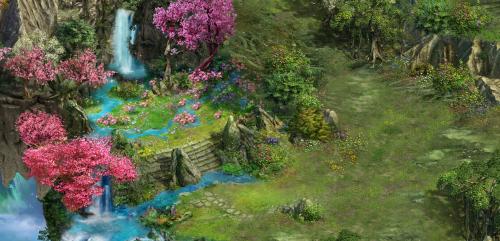 《传奇世界》时光回归新区今日开启