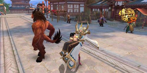 《传奇世界3D》手游多维社交玩法盘点