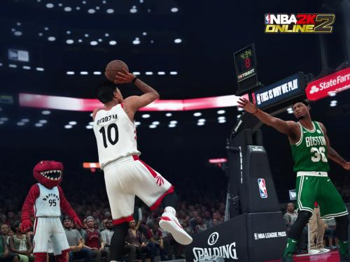 NBA2KOL2-4.11~4.13上线壁纸素材
