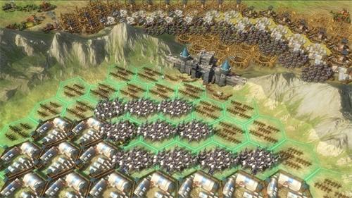 征服与霸业经典BUFF兵种设计还原解析